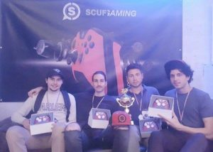 COUPE DE FRANCE SCUF GAMING 2016